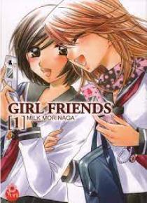 manga girl firends, manga yuri, yuri, yuri x yaru, yuri manga, anime yuri, girl firends anime